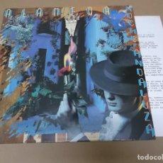 Discos de vinilo: ALAMEDA (LP) NOCHE ANDALUZA AÑO 1983 – CON HOJA PROMOCIONAL. Lote 121482551