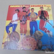 Discos de vinilo: BOCATA'S (SN) HOY SOLO QUIERO AÑO 1980. Lote 121483371