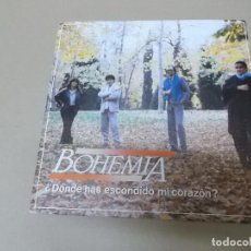 Discos de vinilo: BOHEMIA (SN) DONDE HAS ESCONDIDO MI CORAZON AÑO 1984 - PROMOCIONAL. Lote 121483403