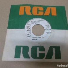 Discos de vinilo: BORYS (SN) ENSEÑAME AÑO 1970 - PROMOCIONAL. Lote 121483475