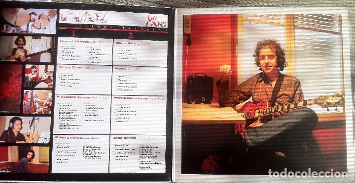 Discos de vinilo: Max - Juegos privados - LP - BS-32132 - 1980 Edición española original - Foto 3 - 121485327