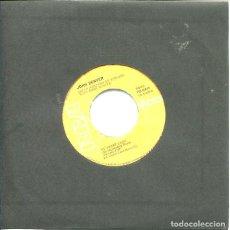 Discos de vinilo: JOHN DENVER / MY SWEET LADY / THANK GOD I'M A COUNTRY (SINGLE PROMO 1975). Lote 121493083
