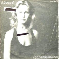 Dischi in vinile: MARISOL / EN LA BODEGA DEL BARCO / DUERMA VD. TRANQUILA MADRE (SINGLE PROMO 1989). Lote 121495299