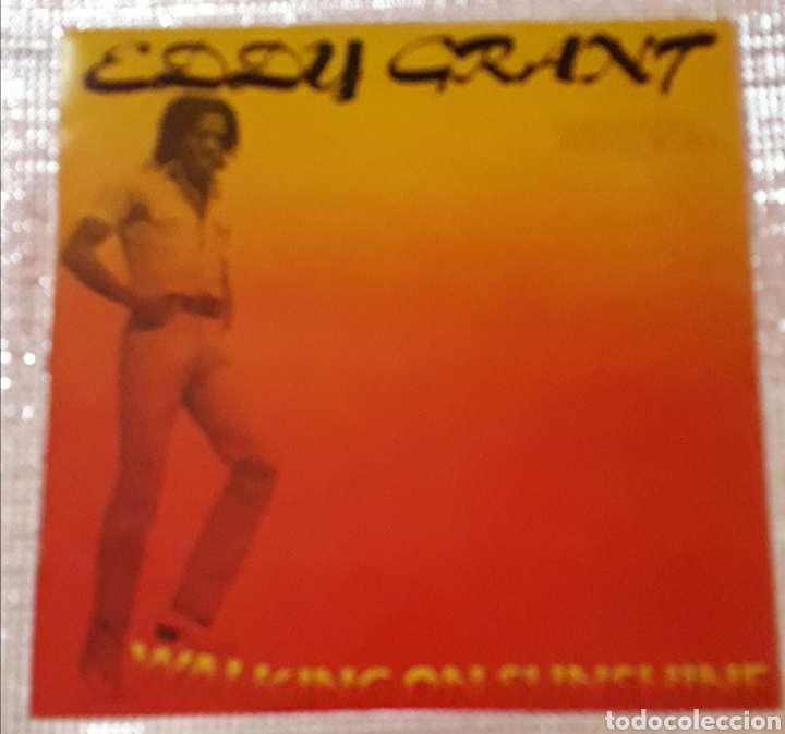 EDDY GRANT - WALKING ON SUNSHINE (Música - Discos - LP Vinilo - Reggae - Ska)
