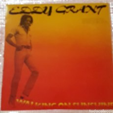 Discos de vinilo: EDDY GRANT - WALKING ON SUNSHINE. Lote 121506376