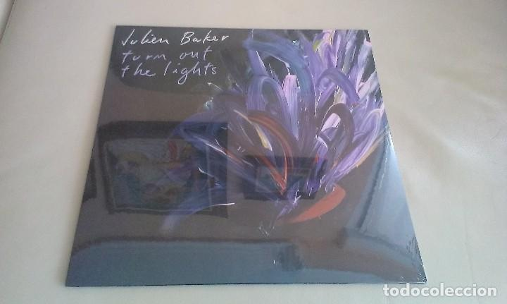 LP JULIEN BAKER TURN OUT THE LIGHTS FOLK INDIE POP VINILO PURPURA TRANSLUCIDO (Música - Discos - LP Vinilo - Pop - Rock Extranjero de los 90 a la actualidad)