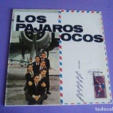 Discos de vinilo: LOS PAJAROS LOCOS - VOL 1 - LP - HITORIA MUSICA POP Nº 83 - COCODRILO 1989 SPAIN JLA 00.0083. Lote 121532359