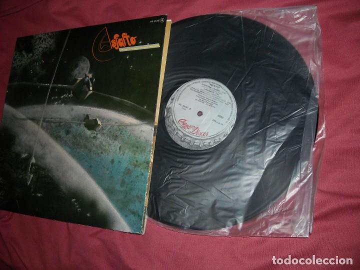 ASFALTO (LP) ASFALTO AÑO 1978 – CHAPA PORTADA DOBLE PROMOCIO0NAL (Música - Discos - LP Vinilo - Grupos Españoles de los 70 y 80)