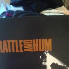 u2 : rattle and hum [esp 1988] - Comprar Discos LP Vinilos