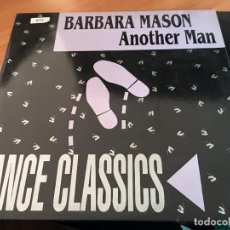 Discos de vinilo: BARBARA MASON (ANOTHER MAN) MAXI GERMANY (VIN-A2). Lote 121579195
