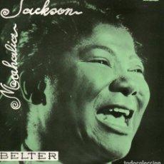 Discos de vinilo: MAHALIA JACKSON, EP, I´M ON MY WAY + 3, AÑO 1961. Lote 121630331