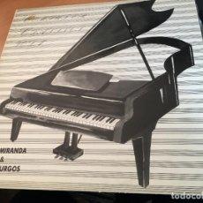 Discos de vinilo: JORDI MIRANDA & J.F.P. BURGOS (COMPUTER CLASSICS VOL 1) LP ESPAÑA 1987 (VIN-A3). Lote 121636923