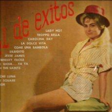 Discos de vinilo: LP COCTEL DE EXITOS ( AFRO VENTURA, PATRICK JAQUE, DUO FASANO, CARLA BONI, DUBE, LOS ASTERNOVAS, ETC. Lote 121637507