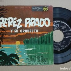 Discos de vinilo: PEREZ PRADO Y SU ORQUESTA. Lote 121645567