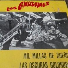 Discos de vinilo: DISCO VINILO LOS COMODINES. Lote 121647203