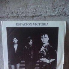 Discos de vinilo: ESTACIÓN VICTORIA-OCTUBRE ROJO. 1983.. Lote 121647335