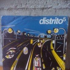 Discos de vinilo: DISTRITO 5-HEIDAI.1983.. Lote 121648251