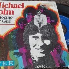 Discos de vinilo: DISCO VINILO MICHAEL HOLM. Lote 121648387