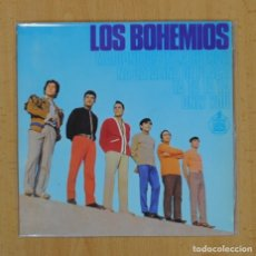 Discos de vinilo: LOS BOHEMIOS - MARIONETAS EN LA CUERDA + 3 - EP. Lote 121648830