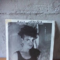 Discos de vinilo: ANA CURRA- UNA NOCHE SIN TI. PROMO. INCLUYE LIBRETO PROMOCIONAL.1985.. Lote 121650031