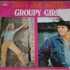 Discos de vinilo: DISCO VINILO TONY JOE WHITE. Lote 121650167