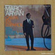 Discos de vinilo: MARC ARYAN - KATY + 3 - EP. Lote 121651252