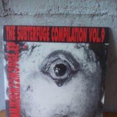 Discos de vinilo: THE SUBTERFUGE COMPILATION VOL 9. 1994. Lote 121651495