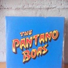 Discos de vinilo: THE PANTANO BOAS-DERRAMA TU AMOR. 1987. Lote 121652359