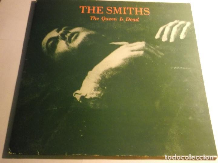 THE SMITHS-THE QUEEN IS DEAD-ORIGINAL ESPAÑOL 1986 (Música - Discos - LP Vinilo - Pop - Rock - New Wave Extranjero de los 80)