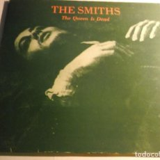 Discos de vinilo: THE SMITHS-THE QUEEN IS DEAD-ORIGINAL ESPAÑOL 1986. Lote 121657403