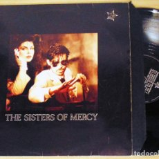 Discos de vinilo: DISCO VINILO EP. - THE SISTERS OF MERCY - 4 TEMAS DOMINION / UNTITTLED / SAN. EDTA WEAR RECORDS 1988. Lote 121674359