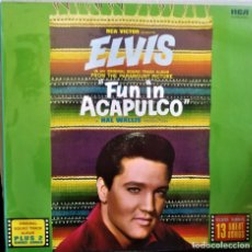 Discos de vinilo: {ELVIS PRESLEY} FUN IN ACAPULCO ? LP ? - - GERMANY / EX/EX. Lote 121710627