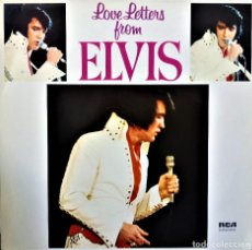 Discos de vinilo: {ELVIS PRESLEY} LOVE LETTERS FROM ELVIS ? LP ? - - GERMANY / EX/EX. Lote 121714435