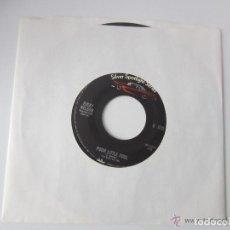 Discos de vinilo: RICKY NELSON - POOR LITTLE FOOL 1958 USA SINGLE. Lote 121717715
