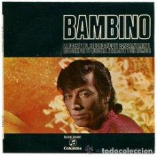 Discos de vinilo: BAMBINO / LA NOCHE Y TU / QUE SIEMPRE TE QUISIERA + 2 (EP 1970). Lote 121731771