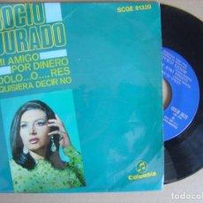 Discos de vinilo: ROCIO JURADO - MI AMIGO - EP 1968 - COLUMBIA. Lote 121743291