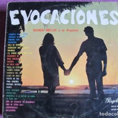 Discos de vinilo: LP - WERNER MULLER Y SU ORQUESTA - EVOCACIONES (SPAIN, DISCOS PERGOLA 1967). Lote 121743991