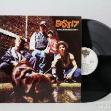 Discos de vinilo: DISCO LP DE VINILO -EAST 17 / WALTHAMSTOW - LONDON, AÑO 1993. Lote 121746671