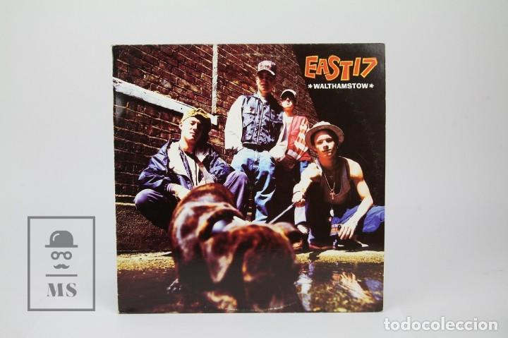 Discos de vinilo: Disco LP De Vinilo -East 17 / Walthamstow - London, Año 1993 - Foto 2 - 121746671
