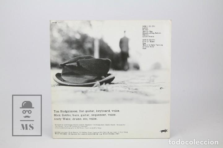Discos de vinilo: Disco LP De Vinilo -The Momes / Spiralling - Woof Records, Año 1989 - Made In UK - Foto 3 - 121747907