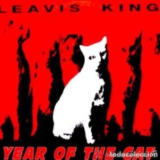 Discos de vinilo: LEAVIS KING - YEAR OF THE CAT . MAXI SINGLE MAX MUSIC 1992. Lote 121748611