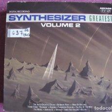 Discos de vinilo: LP - SYNTHESIZER GREATEST - VOL. 2 (HOLLAND, ARCADE RECORDS 1991). Lote 121750683