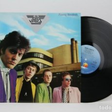 Discos de vinilo: DISCO LP DE VINILO - THE JAGS / EVENING STANDARDS - ISLAND, AÑO 1980 - MADE IN UK. Lote 121752071