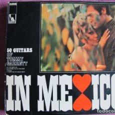 Discos de vinilo: LP - TOMMY GARRETT - IN MEXICO (GERMANY, LIBERTY RECORDS 1966). Lote 121754619