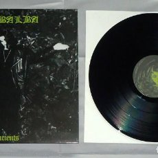 Discos de vinilo: XIBALBA - ANCIENTS - LP [NUCLEAR WAR NOW! PRODUCTIONS, 2008] BLACK METAL. Lote 141759953