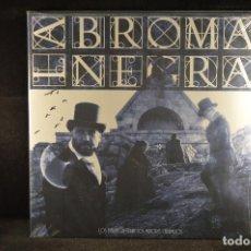 Discos de vinilo: LA BROMA NEGRA - LOS EXTRAÑOS TIENEN LOS MEJORES CARAMELOS - LP. Lote 155753954