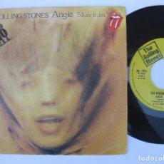 Discos de vinilo: THE ROLLING STONES - ANGIE - EDICION ESPAÑOLA. Lote 121769383