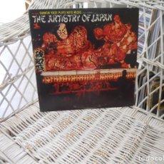 Discos de vinilo: SHINICHI YUIZE– THE ARTISTRY OF JAPAN.LP ORIGINAL USA 1967.SELLO PRESTIGE.FOLK JAPONES. Lote 121779223