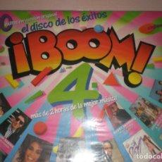 Discos de vinilo: BOOM 4. Lote 121789343