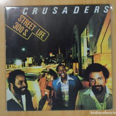 Discos de vinilo: CRUSADERS - STREET LIFE - LP. Lote 121794938